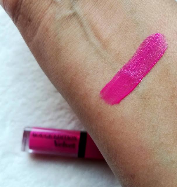 Pink Pong Rouge Edition Velvet de Bourjois