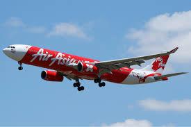 Fotografia de avião da AirAsia