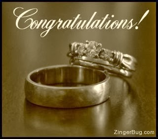 صور ورمزيات مبروك الزواج بالانجليزي Congratulations Cards