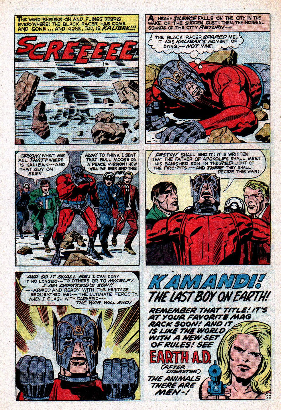 The New Gods (1971) issue 11 - Page 30