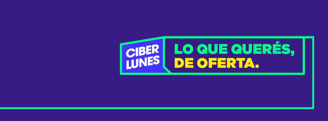 Ofertas de Ciber Lunes 2018