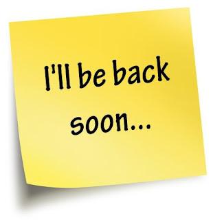 I'll be Back Soon راجعين قريبا