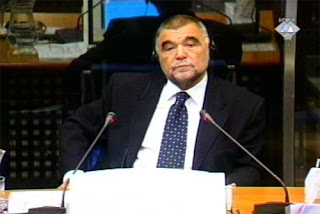 Lažno svjedočenje Stjepana Mesića u Haagu