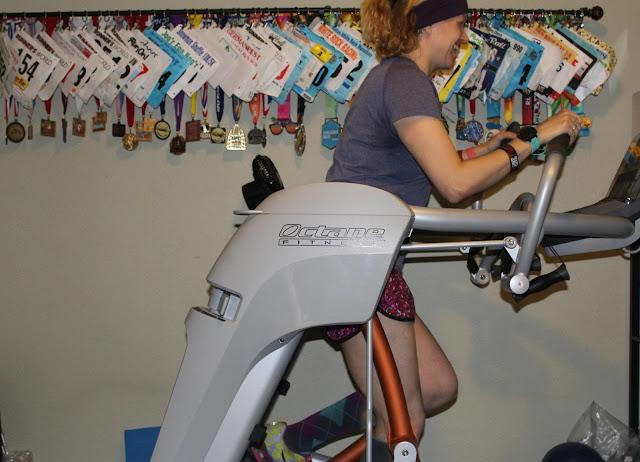 octane fitness zero runner no impact running cardio equipment