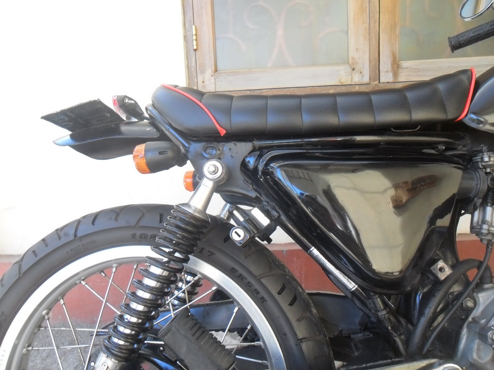 Bengkel Modifikasi Motor Jap Style Jakarta