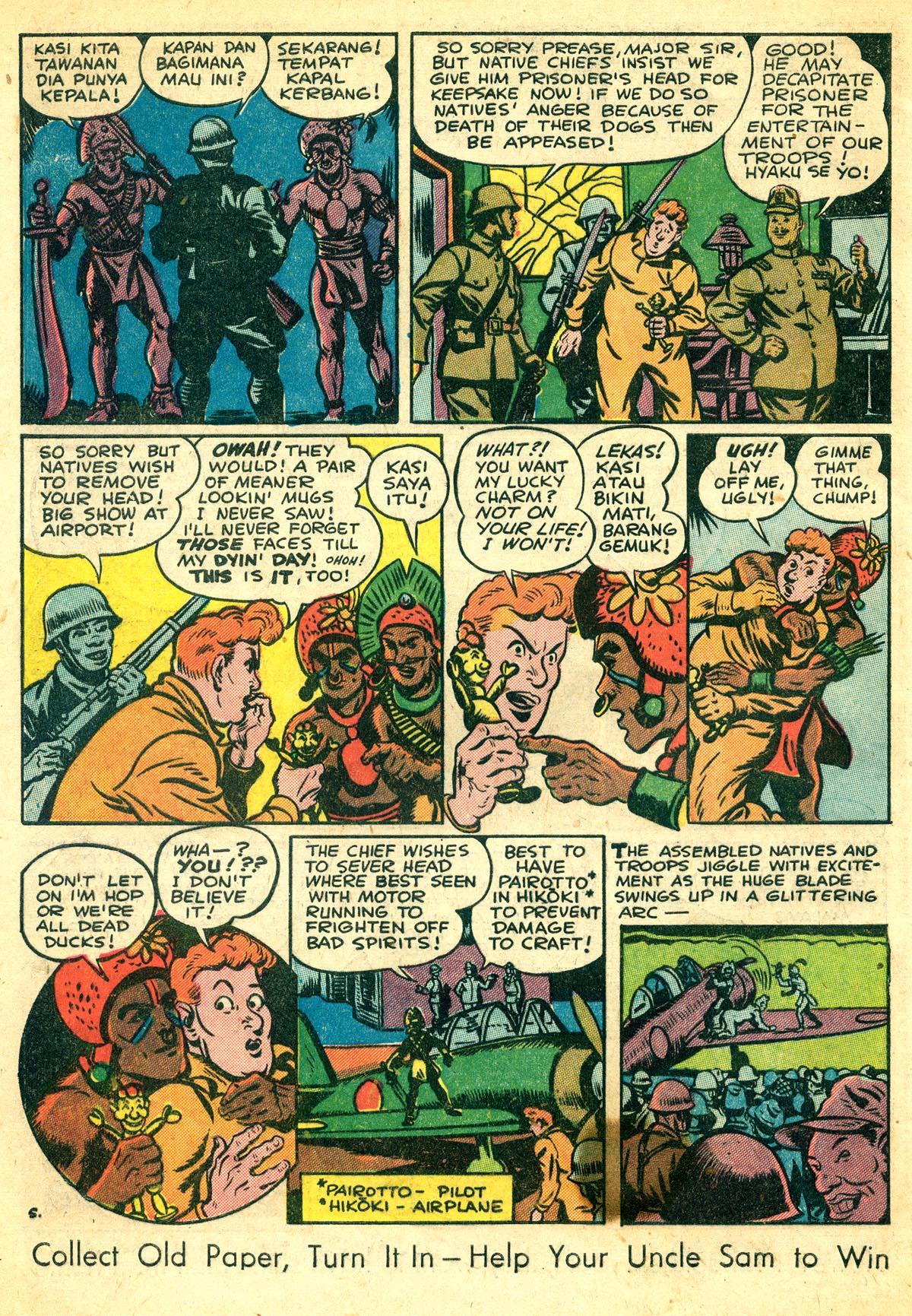 Read online All-American Comics (1939) comic -  Issue #60 - 48