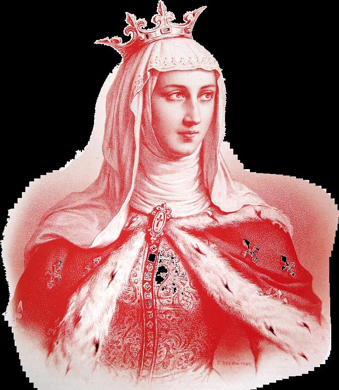 Margarida de Provence, esposa de São Luís