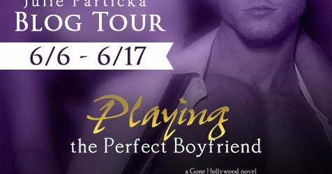 Reading Lark After Dark: Guest Post & Excerpt: Playing the Perfect Boyfriend by Julie Particka