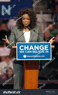Oscar winner Oprah Winfrey