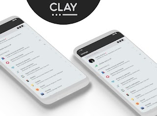 Clay Theme for EMUI 4