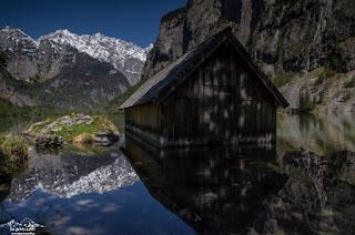 Über den Obersee und das Landtal zur Gotzenalm