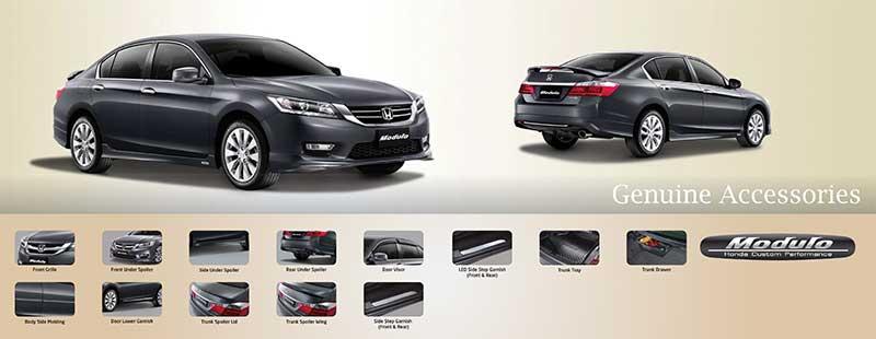 Aksesoris Honda Accord Bandung