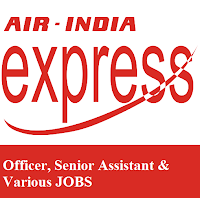 Air India Express, AICL, freejobalert, Sarkari Naukri, Air India Express Answer Key, Answer Key, air india express logo