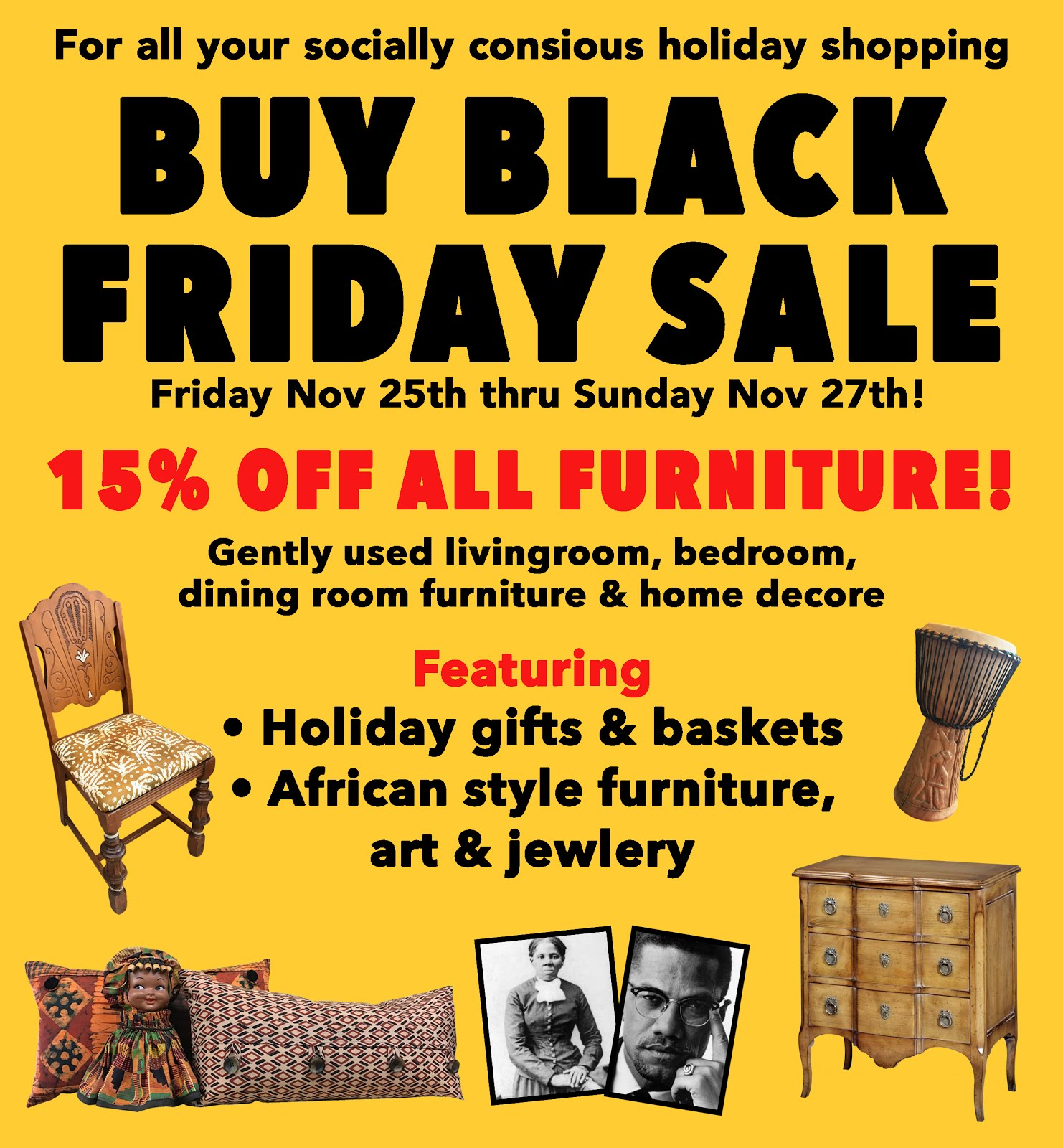 Furniture Store Black Friday Sale: Uhuru Furniture & Collectibles: Slate Tile Coffee Table SOLD