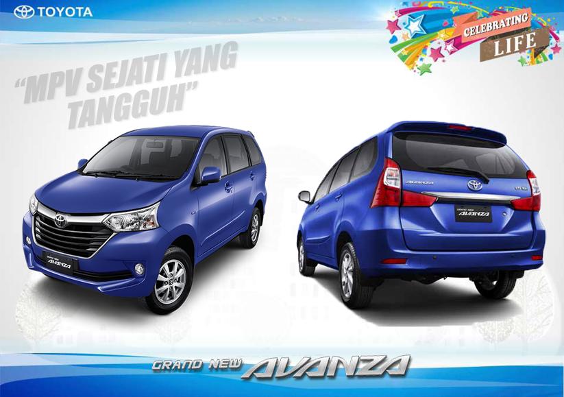 Grand New Avanza E Dan G Toyota Yaris Trd Kit Perbedaan Astra Indonesia Untuk Pilihan Warna Menambah Tiga Varian Baru Yaitu Dark Red Mica Metalllic Nebula Blue Brown Metallic