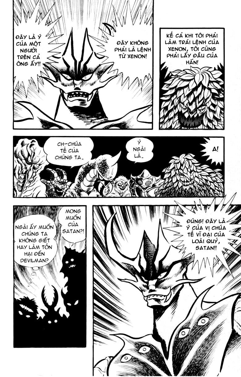 DevilMan chapter 18 trang 37