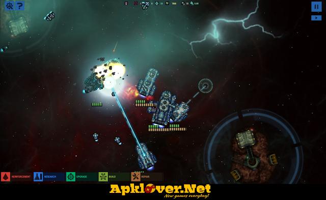 Battlevoid: Sector Siege MOD APK unlimited money