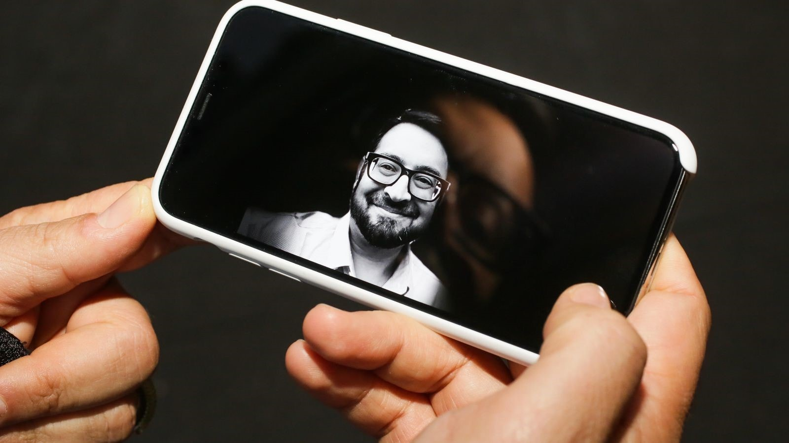 how to make selfies in iphone x