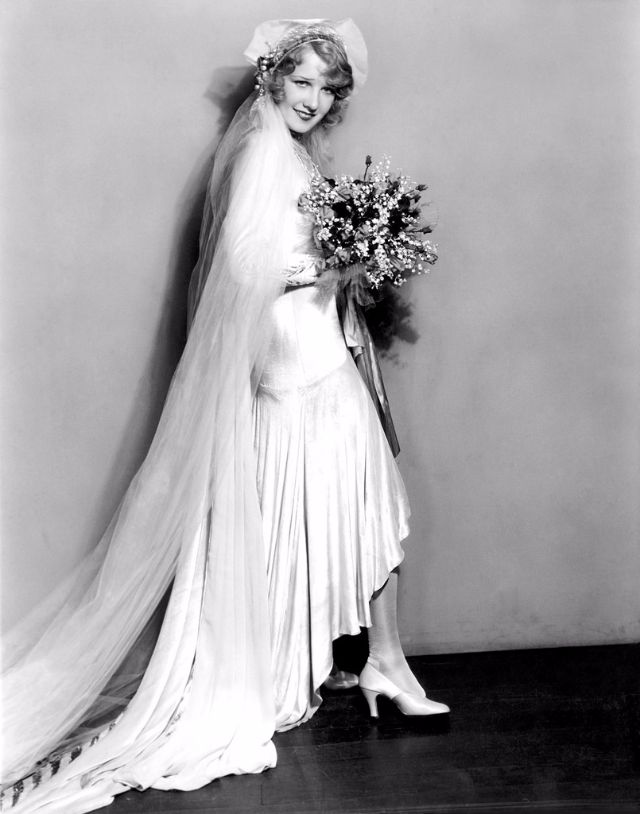 Old Hollywood Wedding Dresses 45 Great Anita Page