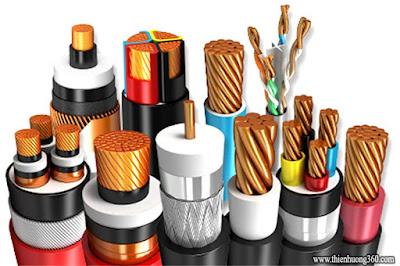 Hướng dẫn cách chọn dây điện trong xây dựng nhà
