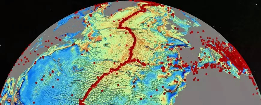 Ideas inventions and innovations never seen before maps of the scientists at scripps institution of oceanography at uc san diego and their colleagues have created a new map of the worlds seafloor gumiabroncs Choice Image