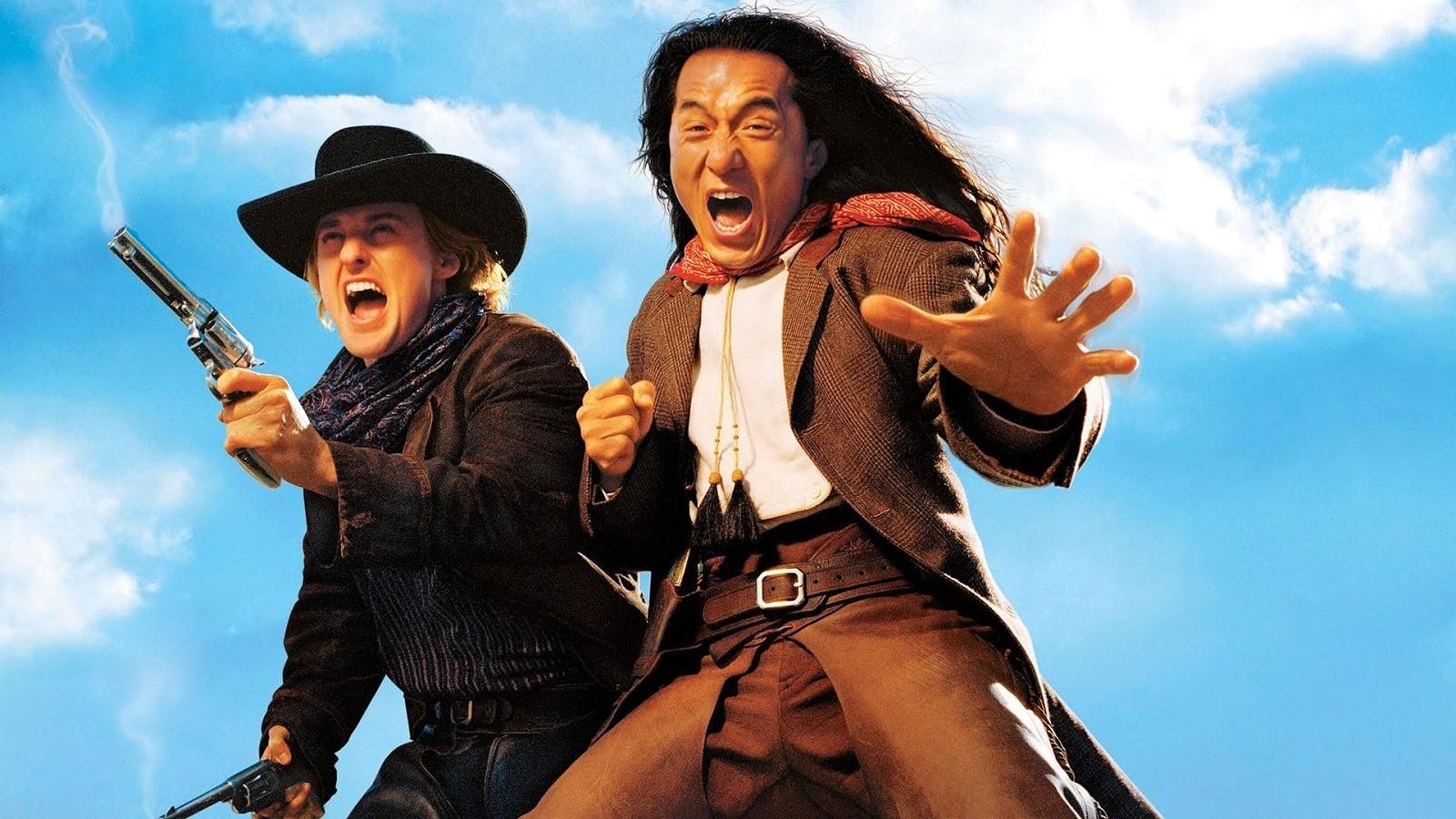 MGM anuncia sequência de Bater ou Correr com Jackie Chan e Owen Wilson