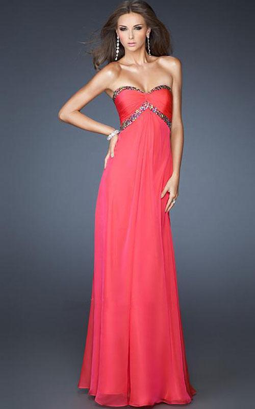 026b861eba 3 Long Prom Dresses by La Femme coming