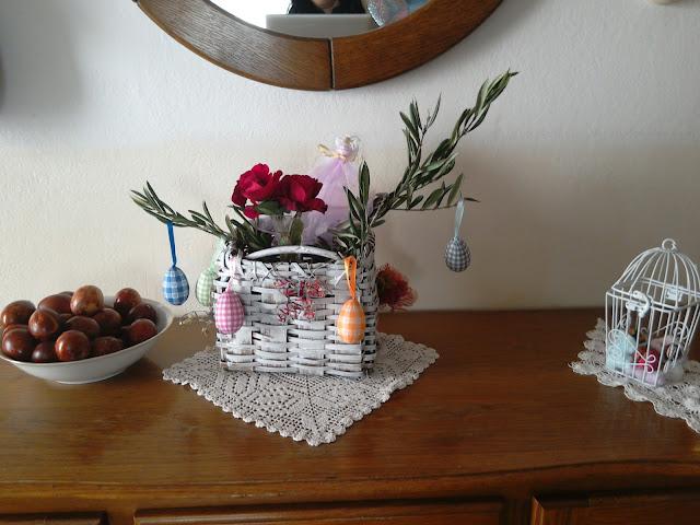 uskršnje dekoracije