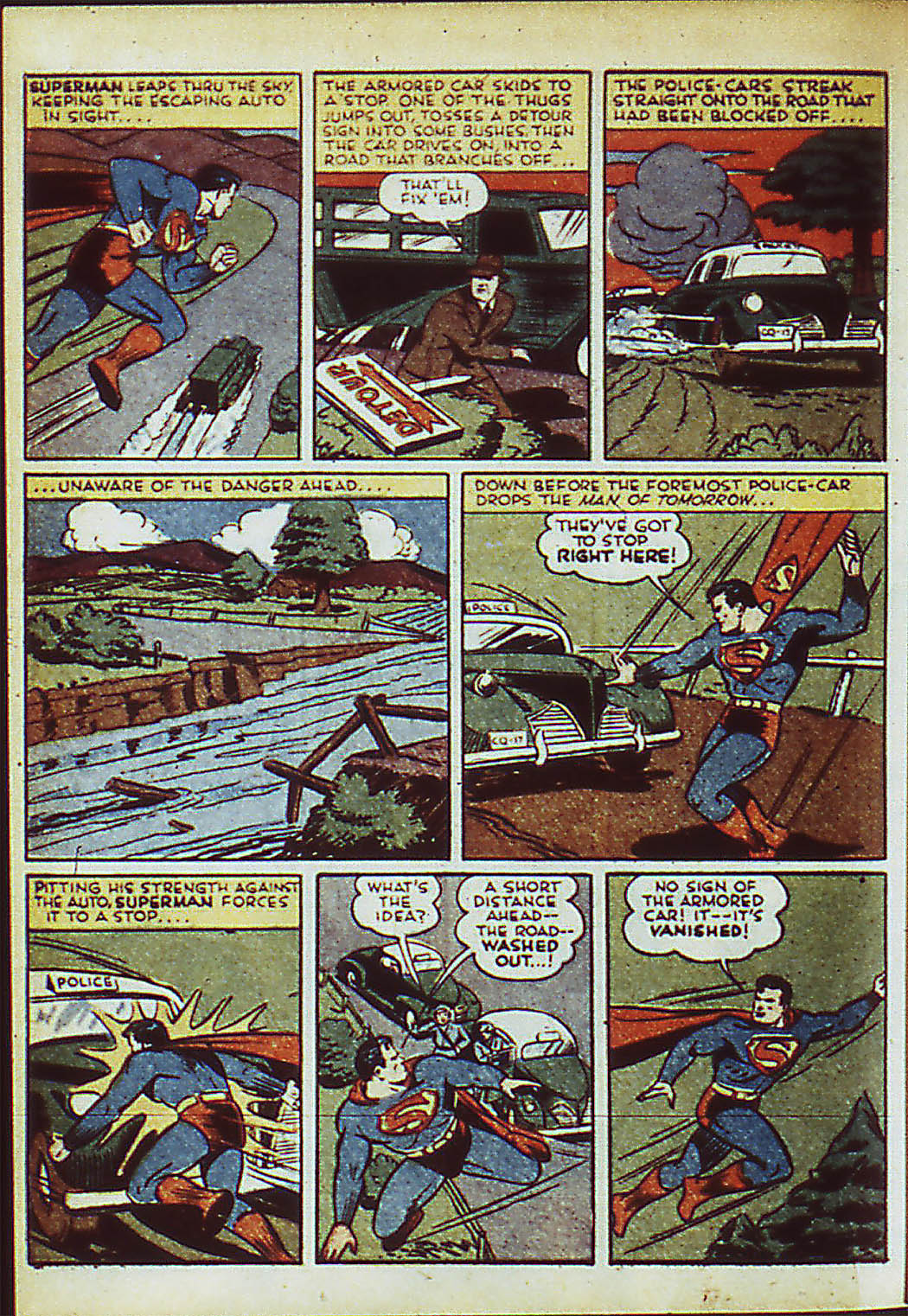Read online Action Comics (1938) comic -  Issue #41 - 13