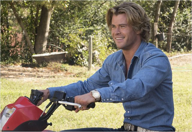 "Chris Hemsworth en ""Vacaciones"""