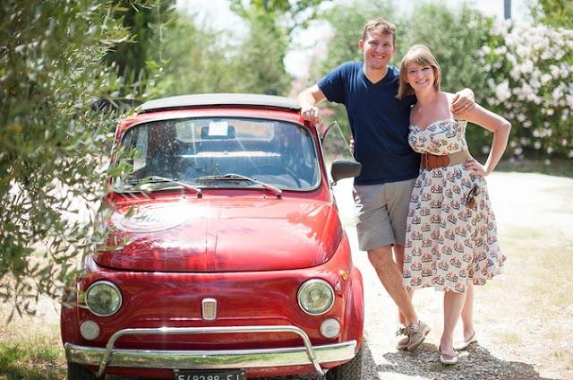 Ingressos para um tour de Fiat 500 por Florença