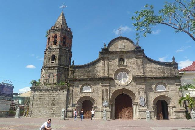 OUR LADY OF MOUNT CARMEL PARISH CHURCH (Barasoain Church), Malolos City, Bulacan