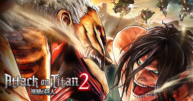 Attack on Titan 2-CODEX Cracked Free Download - ReddSoft