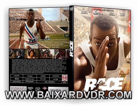 Race (2016) DVD-R Custom