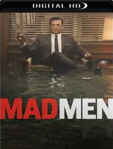 Mad Men – Inventando Verdades – 5ª Temporada Completa Torrent – 2012 (WEB-DL) 720p Dual Áudio