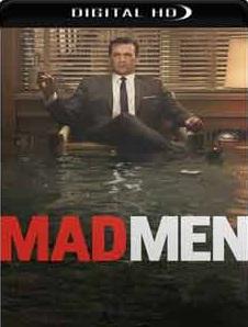 Mad Men – Inventando Verdades – 5ª Temporada Completa Torrent – 2012 (WEB-DL) 720p Dual Áudio