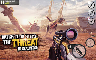Best Sniper Shooting Hunter 3d Mod Apk