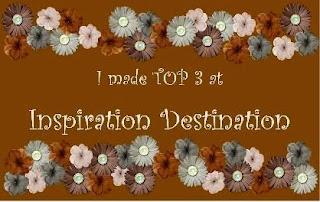 I made TOP 3 at IDCB