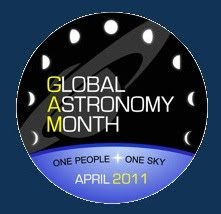 Global Astronomy Month