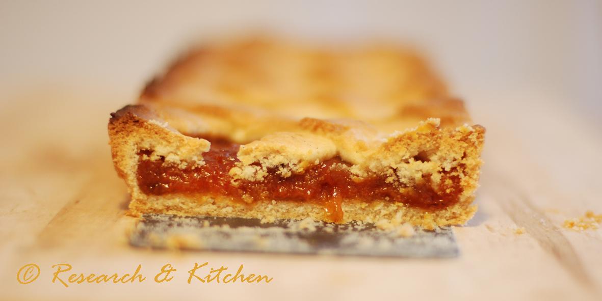 Research And Kitchen Esperimenti Di Pasta Frolla