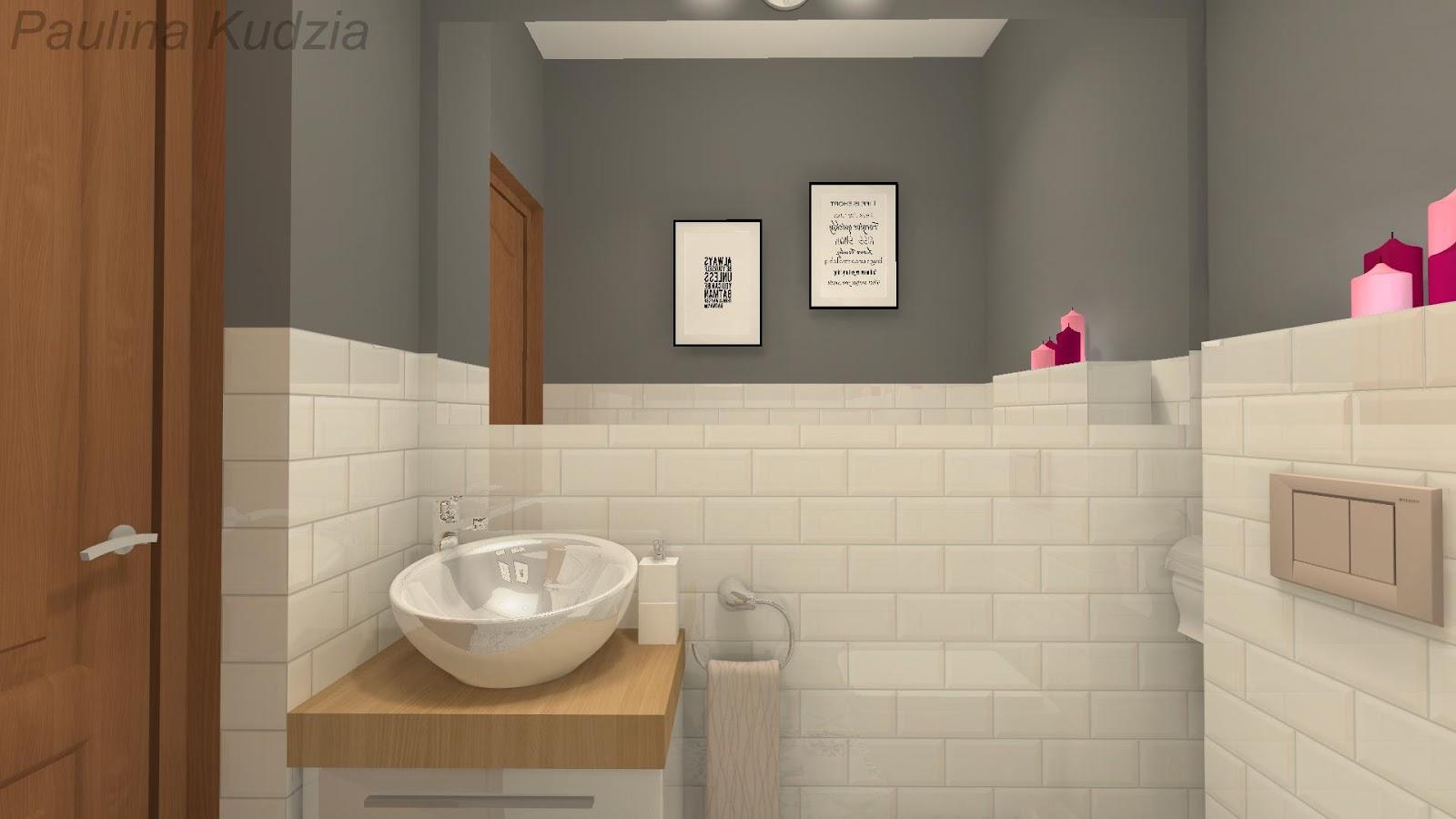 My Cosy Interior Nasze 99m2 Czii Projektujemy łazienkę