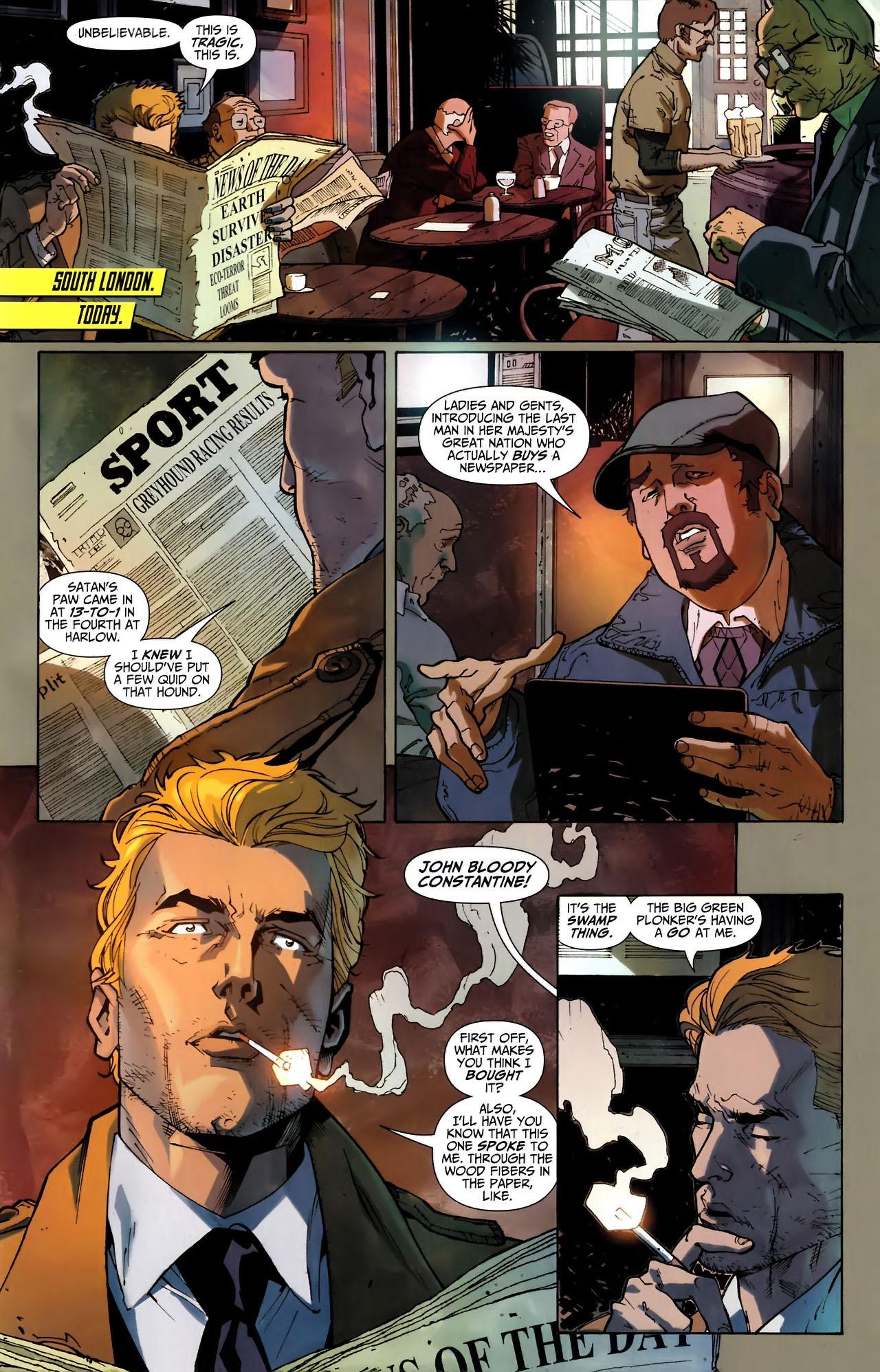 Read online Wonder Woman (2006) comic -  Issue #611 - 25