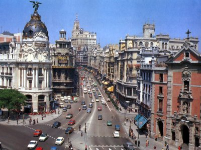 Мадрид – что посмотреть, что попробовать