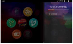 Cara Pengoperasian Audio All New Kijang Innova Vellfire Toyota Astra Indonesia Contoh Perintah Suara Dapat Dilihat Di Buku Panduan Mengoperasikan