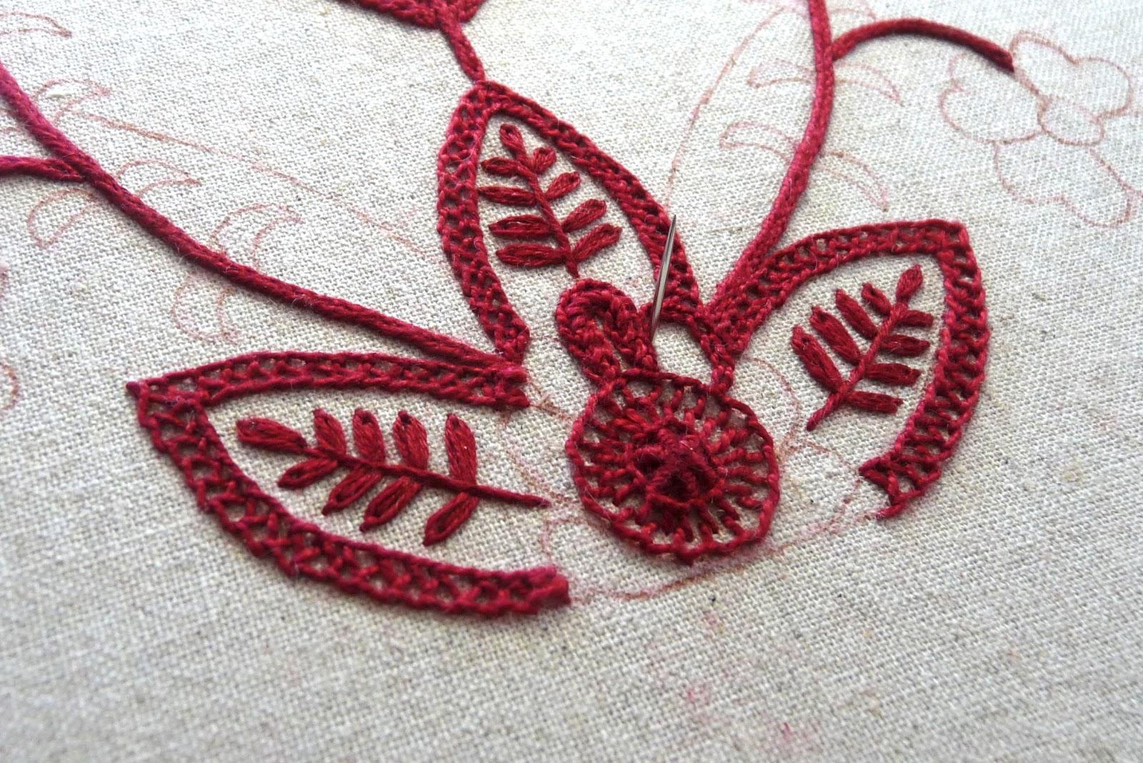 California stitch