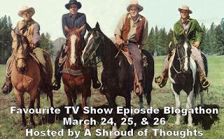 Bette Davis in The Jailer Episode of Gunsmoke