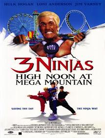 Tres pequeños ninjas 4 (1998)