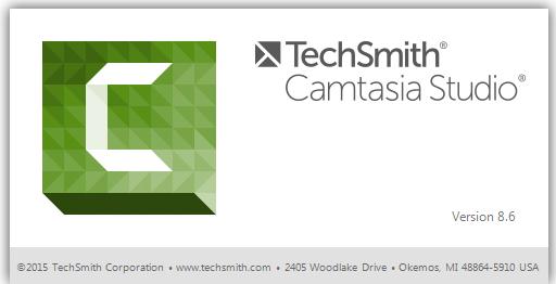 Camtasia Studio 8.6