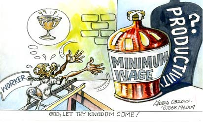 Minimum Wage : You Can't Intimidate Us With Sack Threat, Labour Tells NGF