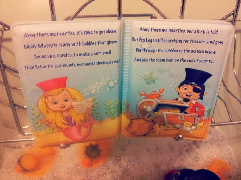 , Ahoy there, Matey (Bubble Bath Adventurers)!
